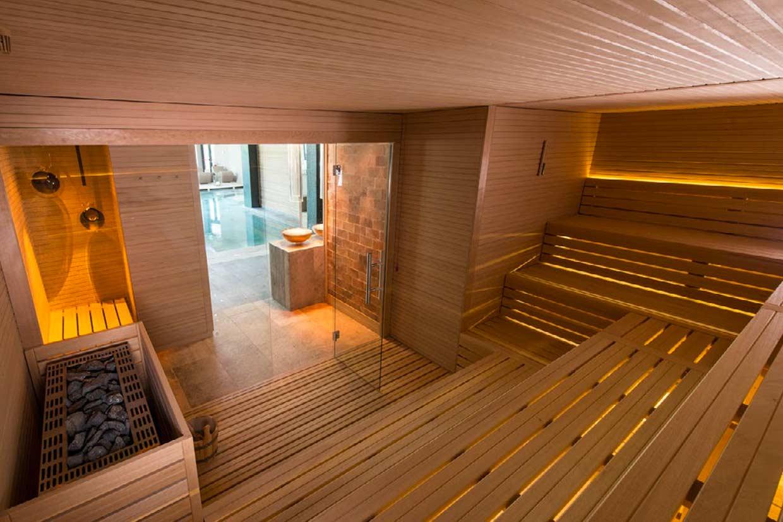 realizzazione sauna su misura ponzano veneto
